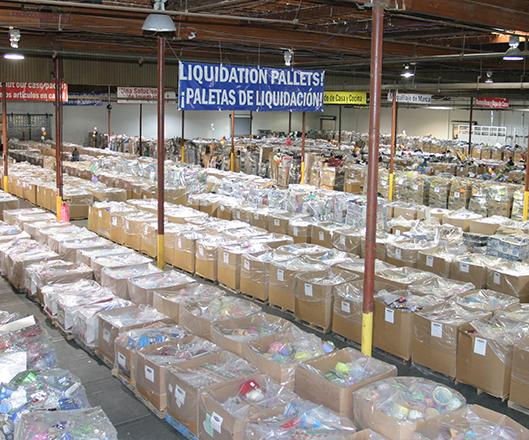 liquidate inventory